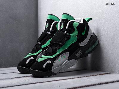 Nike Sportswear Air Max Speed Turf серо/зеленые