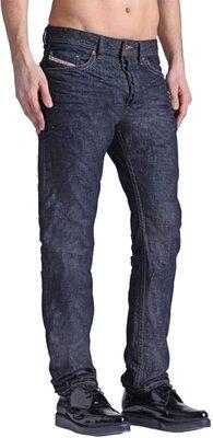 Стильные синие джинсы Diesel р. 46-48 31/32-34 Оригинал Тунис