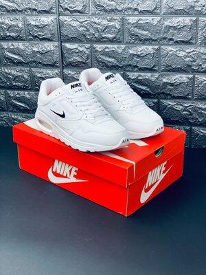Белые мужские кроссовки Найк Аир Макс чоловічі кросівки Nike Air Max 2020 Top