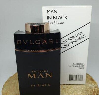 Bvlgari Man In Black Парфюмированная вода, тестер, 100 ml