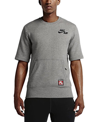 Продано: Мужской свитшот с коротким рукавом Nike Air оригинал из свежих коллекций