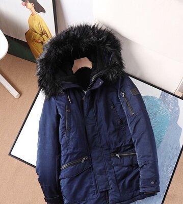 Куртка мужская зимняя IKKS Original -30С