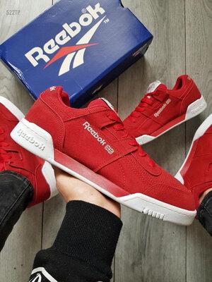 Reebok Red