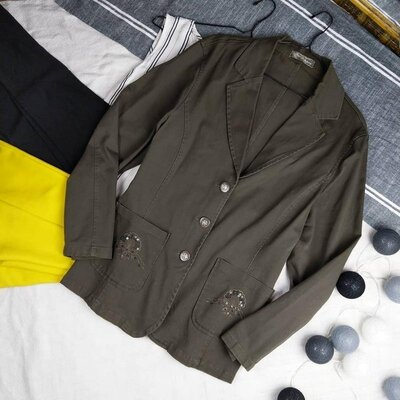 Пиджак жакет из коттона