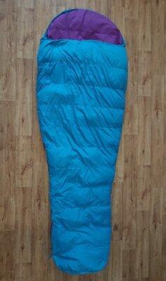Пуховой спальный мешок Mammut