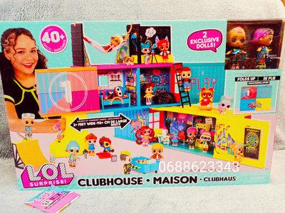 Домик для кукол Лол Сюрприз Ремикс Клуб - LOL Surprise Remix Clubhouse 569404