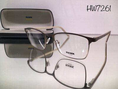 Стильная оправа HAWK HW7261 высшего качества