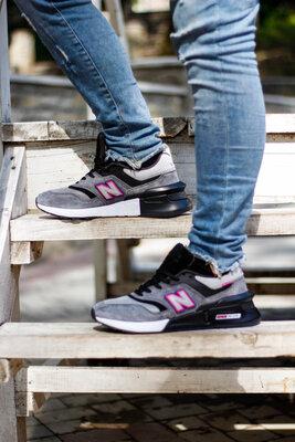 New Balance 997S Grey Pink