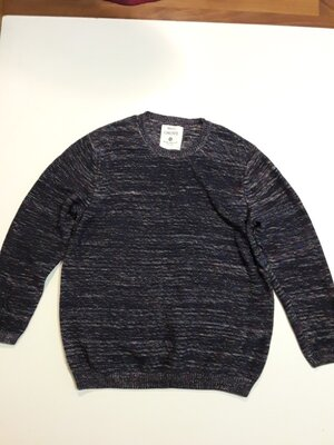 Фирменный джемпер свитер XL