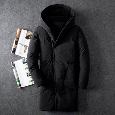 Стильная куртка пальто на холодную зиму