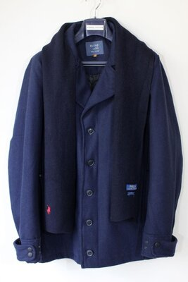 Продано: Blend Дания Мужское шерстяное пальто