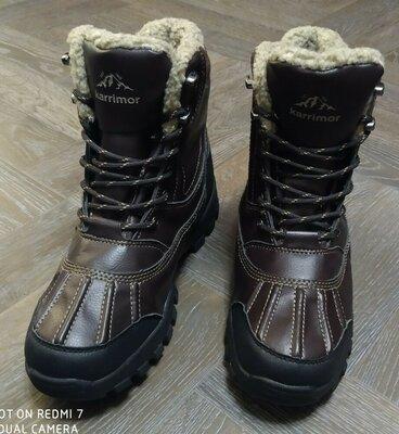 Зимние ботинки, сапоги, Karrimor.