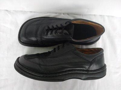 Туфли кожаные Dansko оригинал разм.45 мужские черные