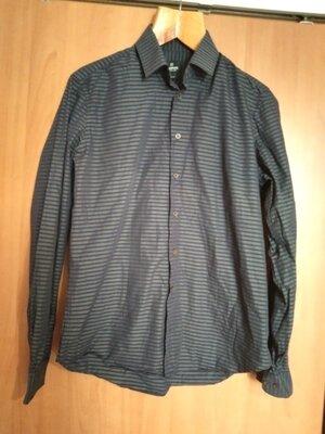 Оригинал Мужская брендовая рубашка Lerros 37-38р. S