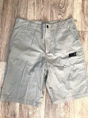 Фирменные шорты nike оригинал 100% хлопок