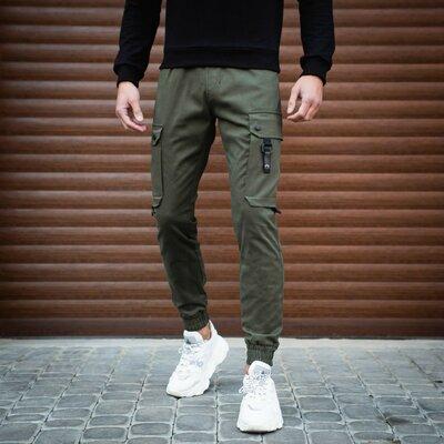 Штани Pobedov trousers Everest хакі