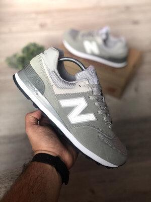 New Balance 574 Gray