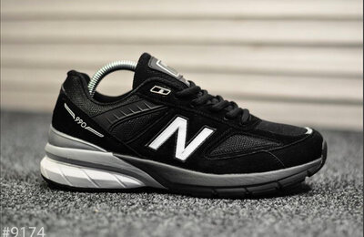 New Balance 990 Black White