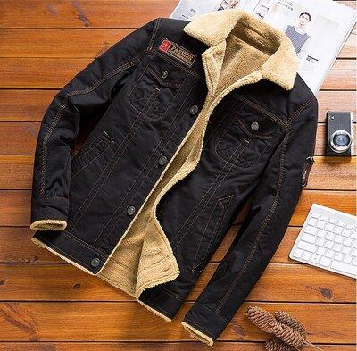 Куртка мужская коттоновая на меху