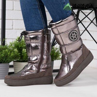 Дутики жіночі -20°C / Дутики женские сапоги ботинки угги 247