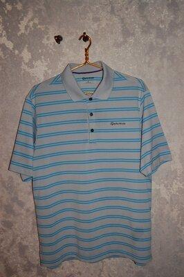 Рубашка футболка поло taylormade polo golf , оригинал, на 52- 54 р-р. xl