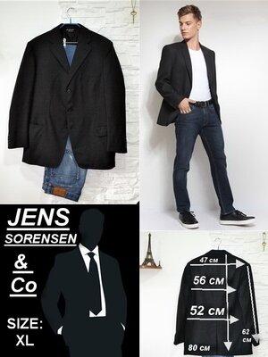 KЛАССИЧЕСКИЙ Черный Пиджак от бренда JENS SORENSEN & Co