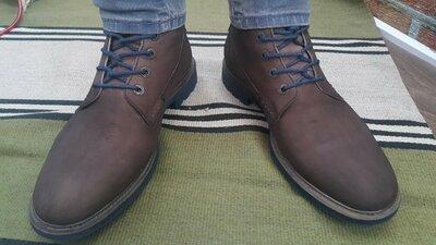 Итальянские ботинки Braend р.43