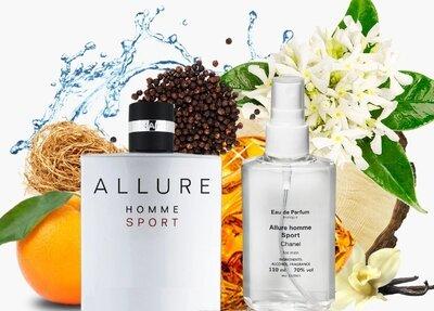 Chanel Allure homme Sport мужская парфюмированная вода 110 мл аналог