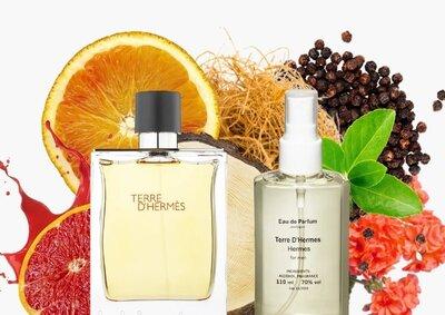 Hermes Terre d´Hermes мужская парфюмированная вода 110 мл