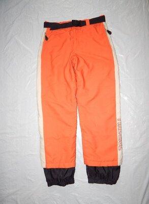 L-XL, лыжные штаны сноуборд, Fire and Ice зимние термоштаны