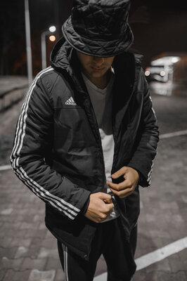 Зимняя куртка от Adidas