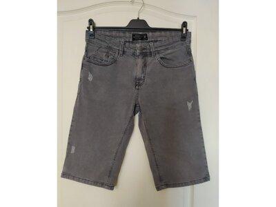 Шорты джинсовые мужские Reserved, р-р W30