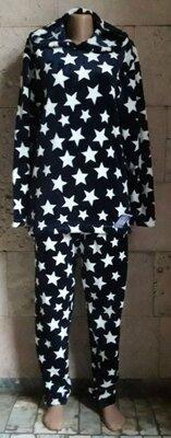 Мужская тёплая пижама-домашний костюм 48-62рр