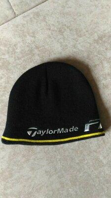 Чёрная мужская шапка осень зима 52-57см обмен