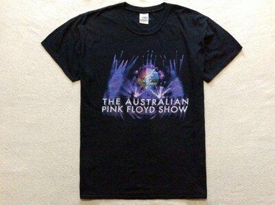 Футболка Австралийское шоу Pink Floyd тур 2014