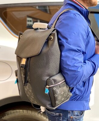 Мужские рюкзаки Louis Vuitton