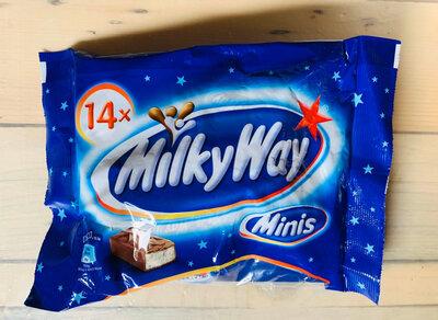 Шоколадные конфеты MilkyWay Minis, 227 грамм