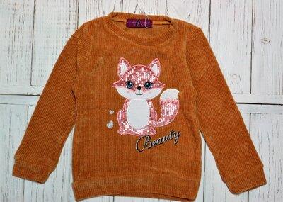Низкая цена-супер качество Теплые свитера для девочки Венгрия