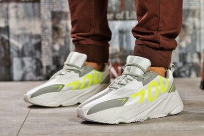 Кроссовки мужские Adidas Yeezy 700, серые