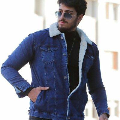 Мужская джинсовая куртка разные цвета