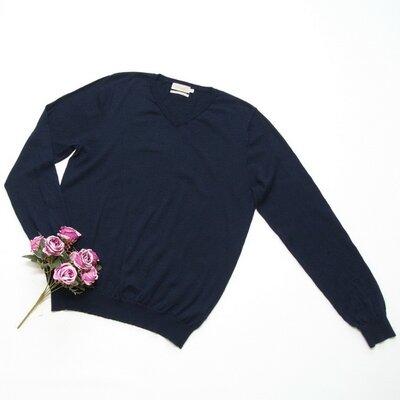 Мужской джемпер, пуловер, свитер, Dressmann. Шерсть.