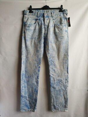 Мужские джинсы варёнки итальянского бренда Piazza Italia Оригинал Европа