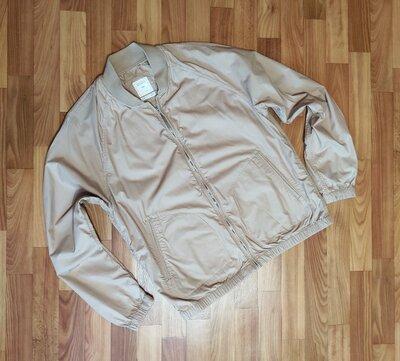 Бомбер gap, блейзер, куртка l