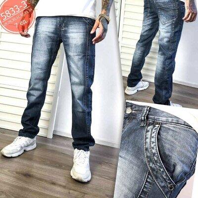 Супер качество Новые мужские джинсы Vigoocc осень-весна. Размеры.
