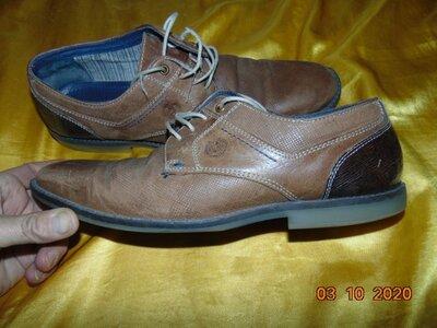 Стильние нарядние фирменние туфли бренд .Vito Rossi.43