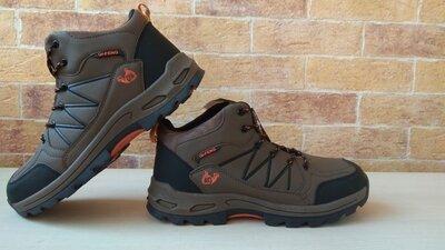 Новые мужские зимние еврозима ботинки QIFENG