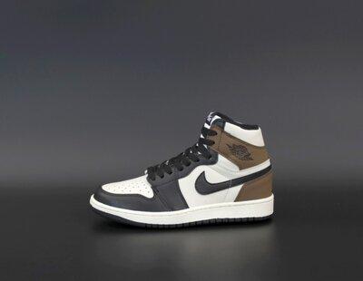 Высокие мужские кроссовки Найк Nike, отличное качество, р. 41-45, 001-12273