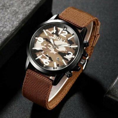 Мужские часы SOKI underwear 8019220-1 код 42561