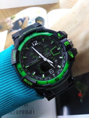 Спортивные наручные часы Casio G-Shock реплика