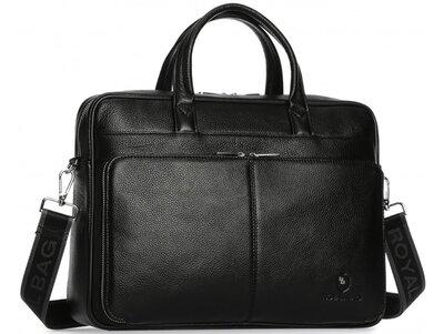 Мужская кожаная сумка для ноутбука Бесплатная доставка RB50101 портфель натуральная кожа